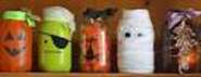 Fall & Halloween DIY Mason Jars