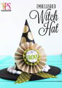 Halloween & Fall Diy | Witch Hat