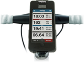Devices Supported by MapMyFitness | Bike Cadence Sensor - Wahoo Fitness Blue SC