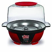 Best Top Rated Home Popcorn Machines 2014 - 2015 | West Bend 82505 Stir Crazy Popcorn Popper, 6-Quart