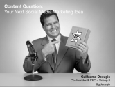 Best of Content Curation: 12th October 2012 | Content curation: your next Social Media Marketing idea