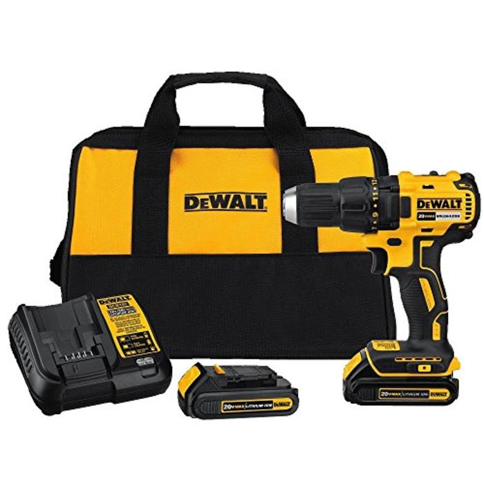 Top 20 Best Cordless Drill Reviews 2018 2019 A Listly List