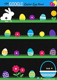 The Google Easter Egg Hunt by Christi Collins