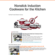 Best Nonstick Induction Cookware Sets 2014 | Nonstick Induction Cookware for the Kitchen