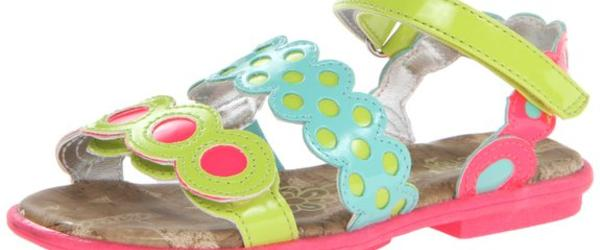 Best-Rated Toddler Girl Sandals On Sale