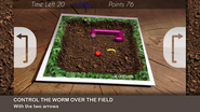 Augmented Reality | Worm AR - Augmented Reality Game