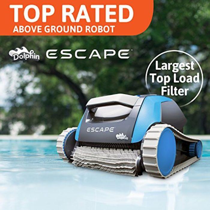 Top 25 Best Pool Robotic Vacuum Cleaner Reviews 2017 2018