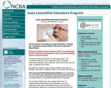 Lean Startup materials | The Lean LaunchPad Online « Steve Blank