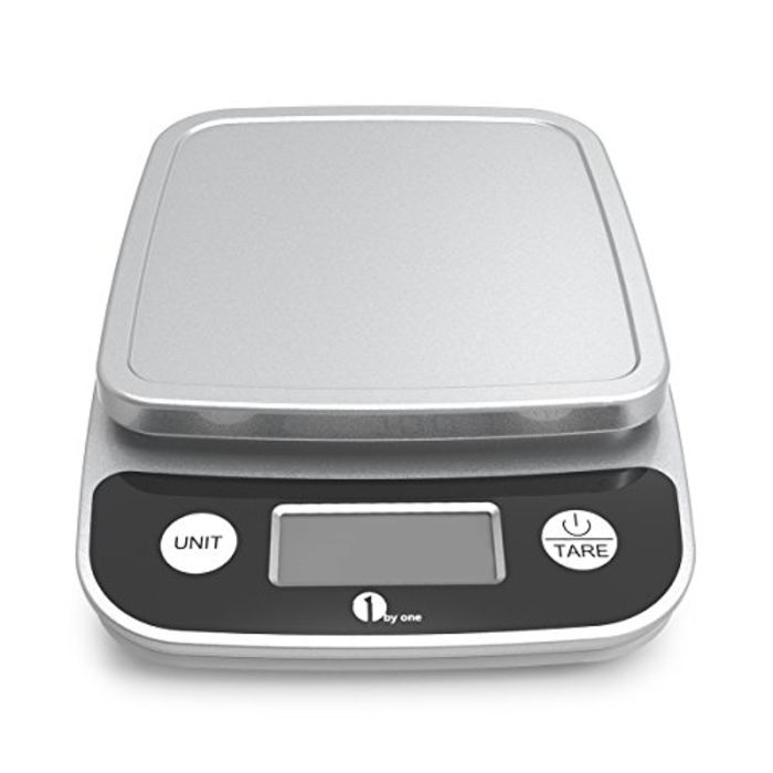 Best kitchen scale reviews top rated kitchen scales 2017 for Best kitchen scale for baking