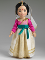 "Tonner Top 12 - Best Sales Tonner Doll Company | Oct 20 | Disney It's a Small World 10"" India - On Sale