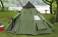 Best Backpacking Camping Tents Reviews - Best Hiking Tents | Guide Gear 10x10' Teepee Tent