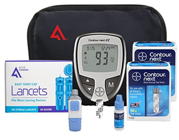 Top 21 Best Blood Glucose Meters Reviews 2018 2019 A