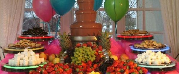 Headline for Chocolate Fountains on Sale