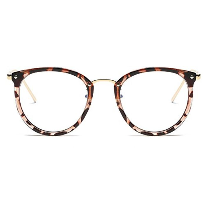 Tortoise Cat Eye Glasses