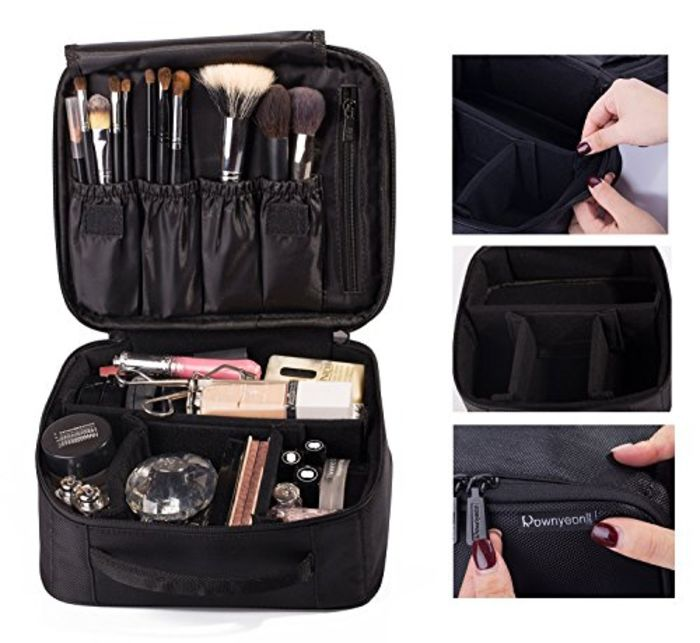 best cosmetic bag organizer reviews top rated makeup