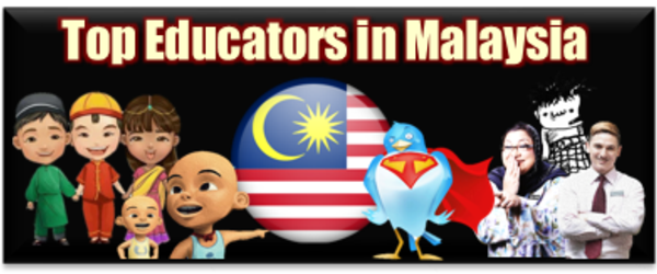Top Educators in Malaysia on Twitter