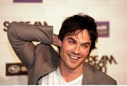 Hottest guys on television! | Ian Somerhalder from The Vampire Dairies .