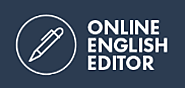 Online English Editor - Proofreading Service