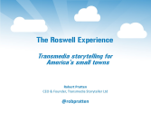 Transmedia Case Studies | The Roswell Experience - Small Town Tourism Marketing Example