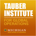 Supply Chain Courses on iTunes U | Tauber Institute for Global Operations