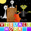 Fall/Halloween Resources | Halloween eBook App By Visuals Work