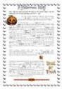 Fall/Halloween Resources | Spooky Halloween Story MadLibs