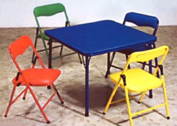 Best Rated Kids Folding Table And Chairs For Children On