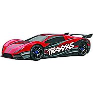Top Rated Remote Controlled Cars | Traxxas 64077 XO-1 AWD Supercar Ready-To-Race Trucks (1/7 Scale), Colors May Vary