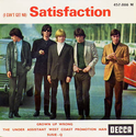Top 100 songs of the past 50 years | Satisfaction - The Rolling Stones (1965)