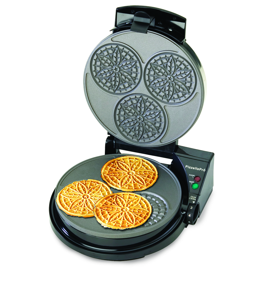 Best Rated Pizzelle Makers - Top Pizzelle Maker Reviews 2014