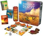 Top 10 Best Rated Table Top Games for Kids 2017 | Forbidden Desert Board Game