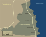 Carib Territory - Wikipedia, the free encyclopedia