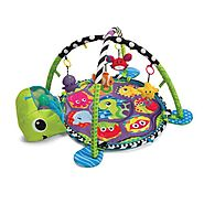 Best Baby Playmats and Gyms | Infantino Grow-with-me Activity Gym and Ball Pit