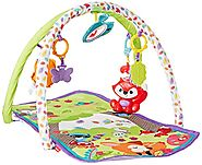 Best Baby Playmats and Gyms | Fisher-Price 3-in-1 Musical Activity Gym