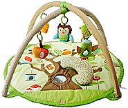 Best Baby Playmats and Gyms | Amazon.com : Skip Hop Treetop Friends Activity Gym : Early Development Playmats : Baby