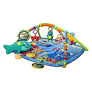 Best Baby Playmats and Gyms | Baby Einstein Play Gym, Nautical Friends