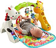 Best Baby Playmats and Gyms | Fisher-Price Newborn-to-Toddler Play Gym