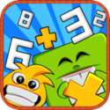 25 Best Math Game Apps for Kids for the Summer! | Numbees and the world of math - A Smart Math Game App for Arithmetics! Read more: http://www.funeducationalapps.com/2...