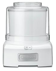 Best Top Rated Ice Cream Maker Reviews 2014 | Cuisinart ICE-21 Frozen Yogurt-Ice Cream & Sorbet Maker, White