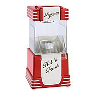 Best Rated Air Popcorn Popper | Nostalgia Electrics Retro Hot Air Popcorn Popper | HSN
