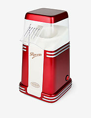 Best Rated Air Popcorn Popper | Nostalgia Electrics Retro Series Mini Hot Air Popcorn Popper | Stage Stores