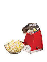 Best Rated Air Popcorn Popper | Nostalgia Electrics Star Pop Hot Air Popcorn Popper | Stage Stores