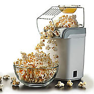 Best Rated Air Popcorn Popper | Best Hot Air Popcorn Makers