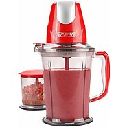 Top Rated Electric Kitchen Blenders 2014 | Kitchen Selectives Red Party Blender, Red - Kitchen Things