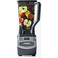 Top Rated Electric Kitchen Blenders 2014 | Ninja Professional Blender with Single Serve Blending Cups - Kitchen Things
