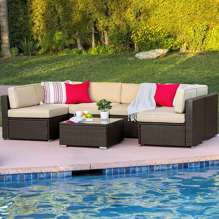 Best-Rated Resin Wicker Outdoor Patio Furniture Sets On ...