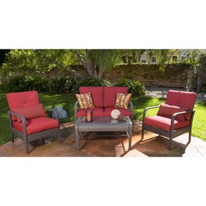Best-Rated Resin Wicker Outdoor Patio Furniture Sets On Sale