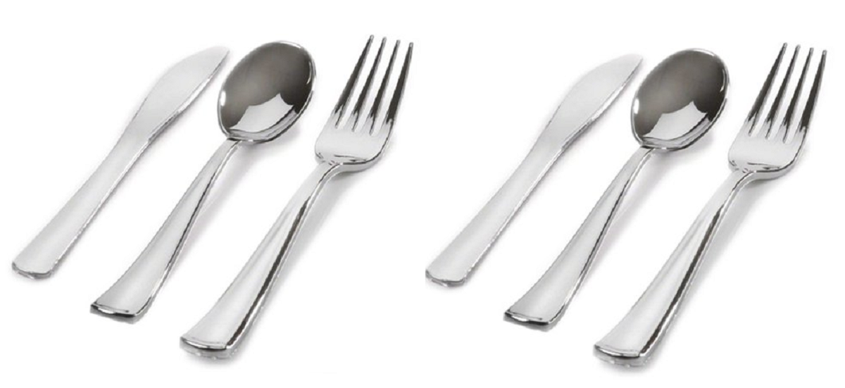 Top Rated Plastic Silverware That Looks Real