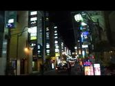 Nightlife Area of Hiroshima, Japan: A Walking Tour from our Golden Week Scooter Roadtrip
