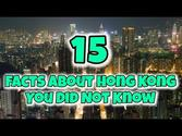 15 Facts About Hong Kong That Might Surprise You